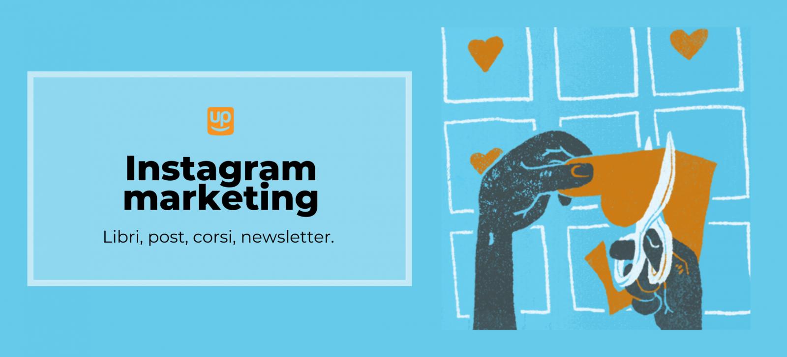 bibliografia instagram marketing